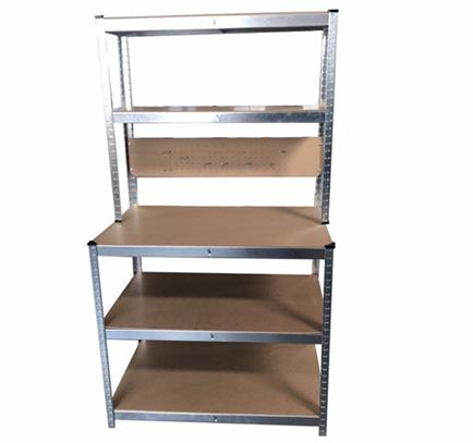 industrial metal storage shelves