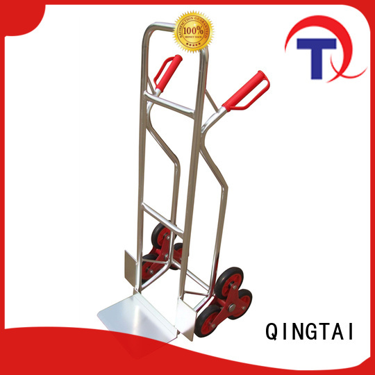 QINGTAI portable hand cart China for offices