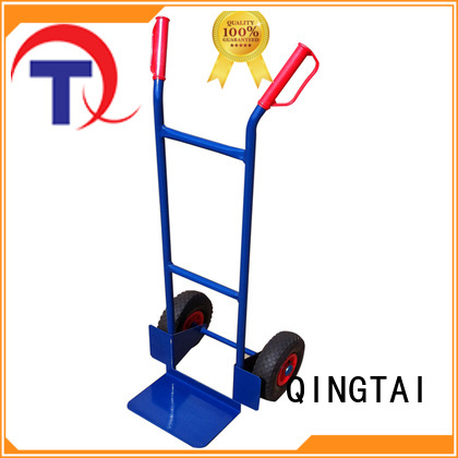 durable industrial hand trolley factory for load heavy objects