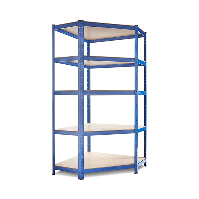 Qingtai QT6111 DIY Powder Coated Storage Corner Shelf With 5 Layers