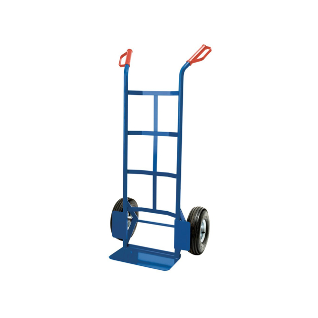 Qingtai QT3045H 200KG Durable Powder Coated Carry trolley hand cart Garden Hand Trolley