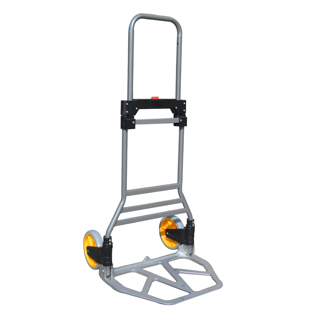 Qingtai QT3096 100KG Portable hand trolley Foldable Multipurpose Hand Truck