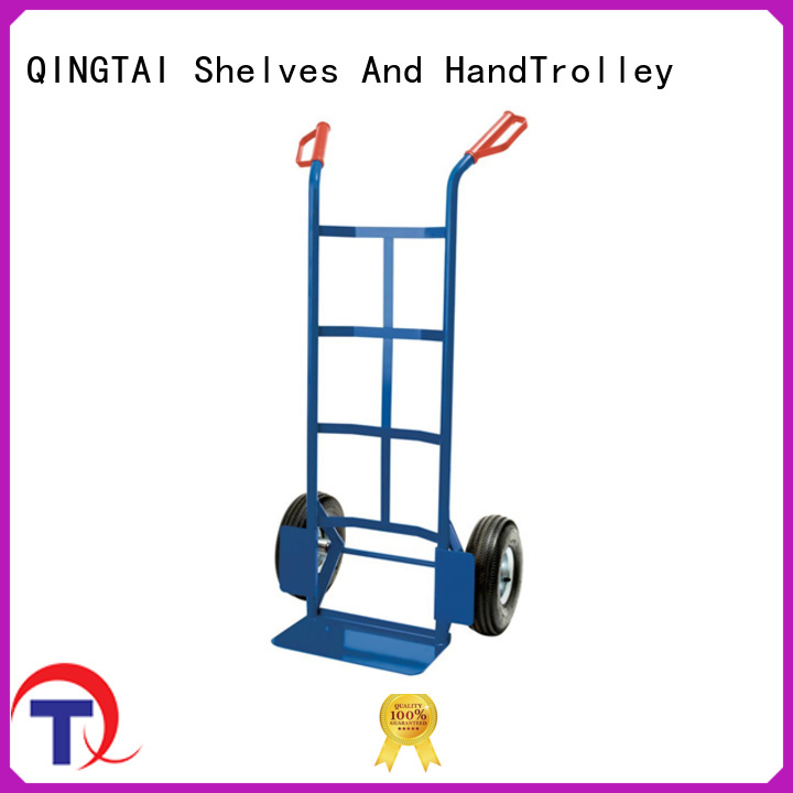 comfortable handle folding platform truck factory for homes