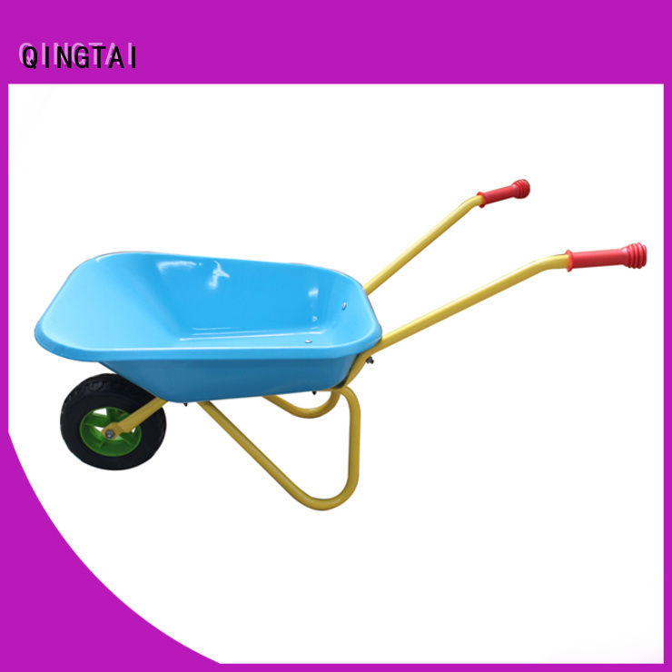 Top 2 wheel wheelbarrow for sale factory for carry rocks