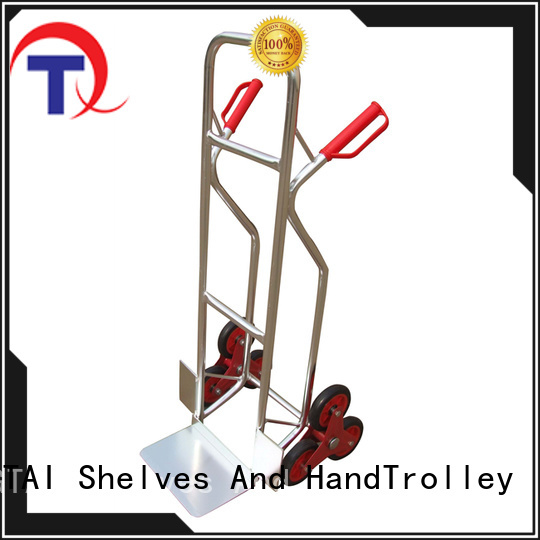 durable hand trolley custom for load heavy objects