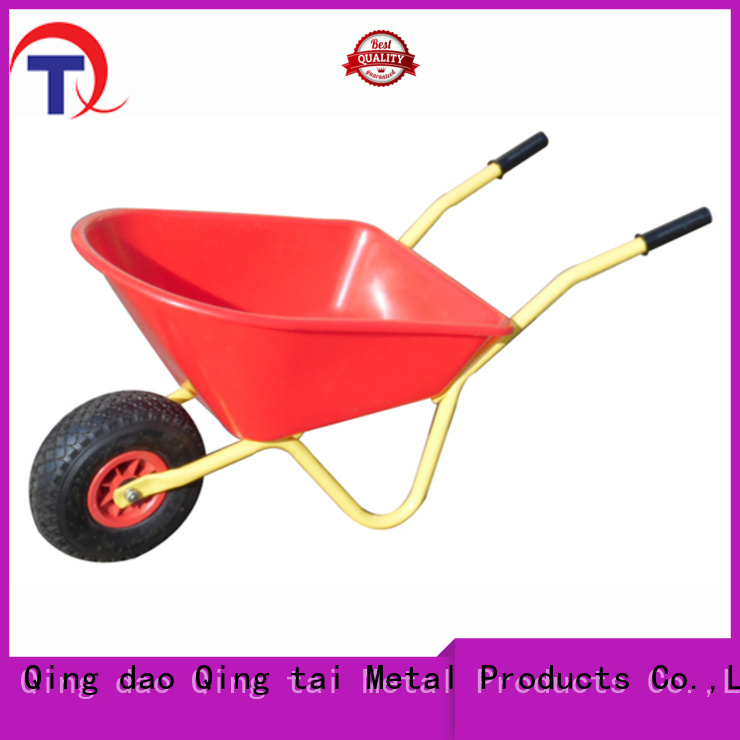 QINGTAI Custom ergonomic wheelbarrow Suppliers for industrial