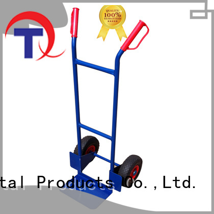 QINGTAI folding platform truck manufacturer for gardens