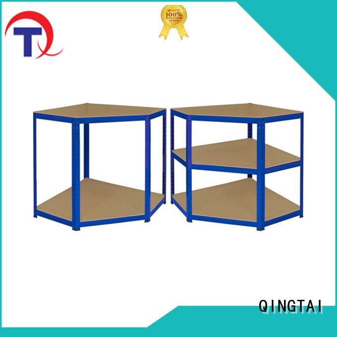 QINGTAI Heavy duty custom shelving units Factory price for company