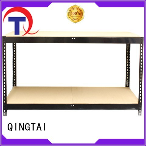 QINGTAI warehouse display racks manufacturers for garage
