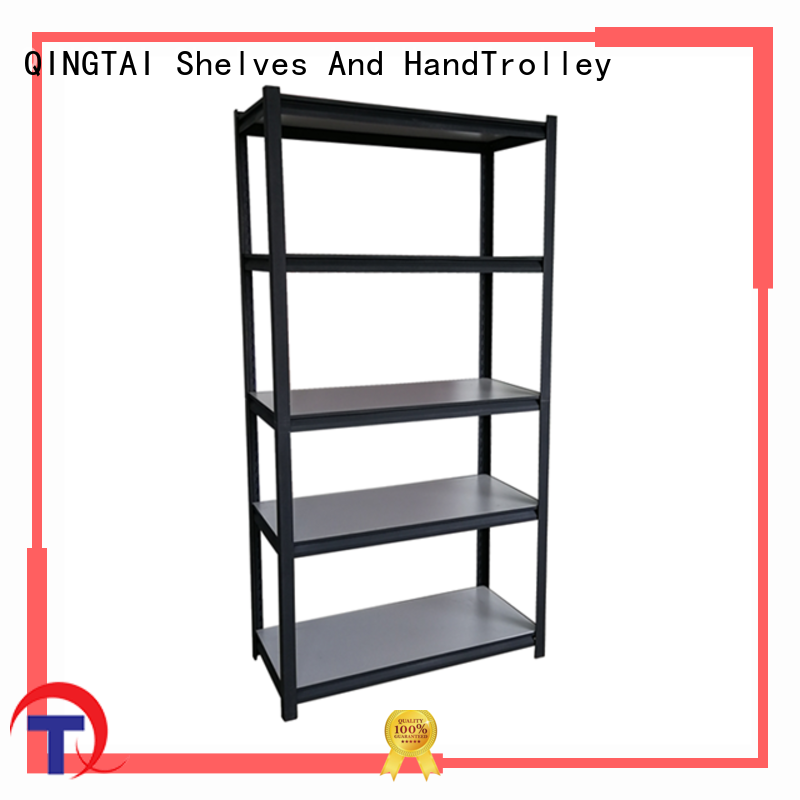 QINGTAI High-quality shelf display rack in China for garage