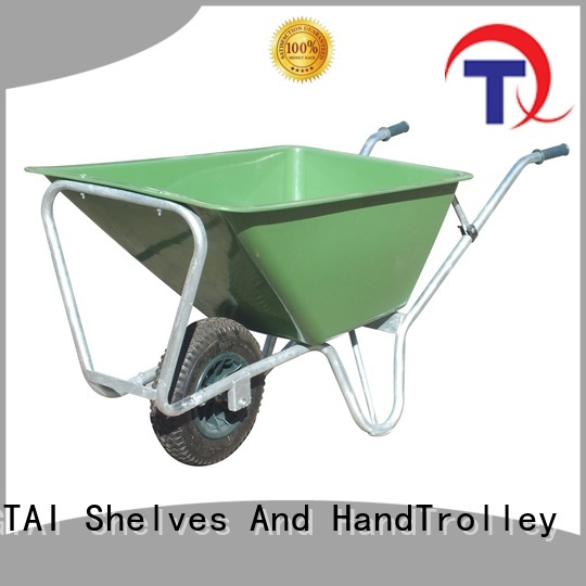 QINGTAI work easy wheelbarrow for sale manufacturer for yard