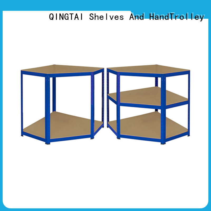 QINGTAI practical shelf boards and brackets factory for garage