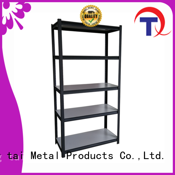 QINGTAI easy to assemble warehouse shelf wholesale for factory