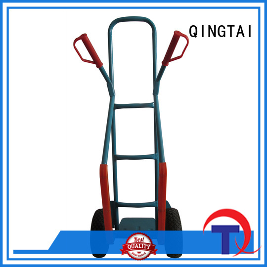 QINGTAI collapsible hand truck factory for gardens