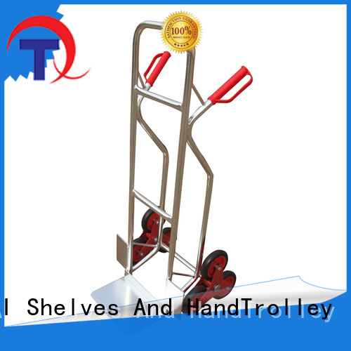 QINGTAI lightweight hand cart customized for load heavy objects