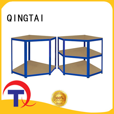 QINGTAI industrial rivet shelving factory for factory