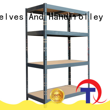 QINGTAI adjustable shelving unit factory for industry