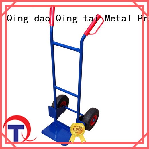 QINGTAI portable collapsible hand cart Supply for warehouses