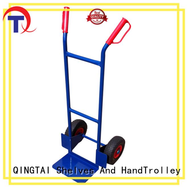 QINGTAI high quality folding platform truck custom for homes