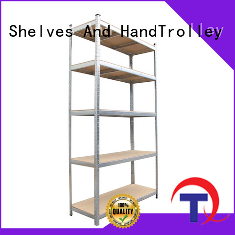 high quality commercial shelving company for warehouse