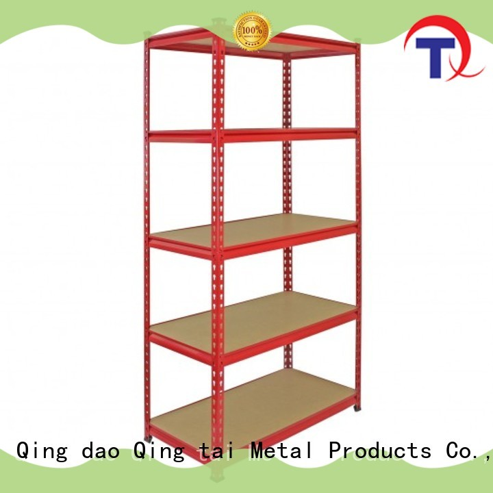 QINGTAI rivet shelf Supply for factory