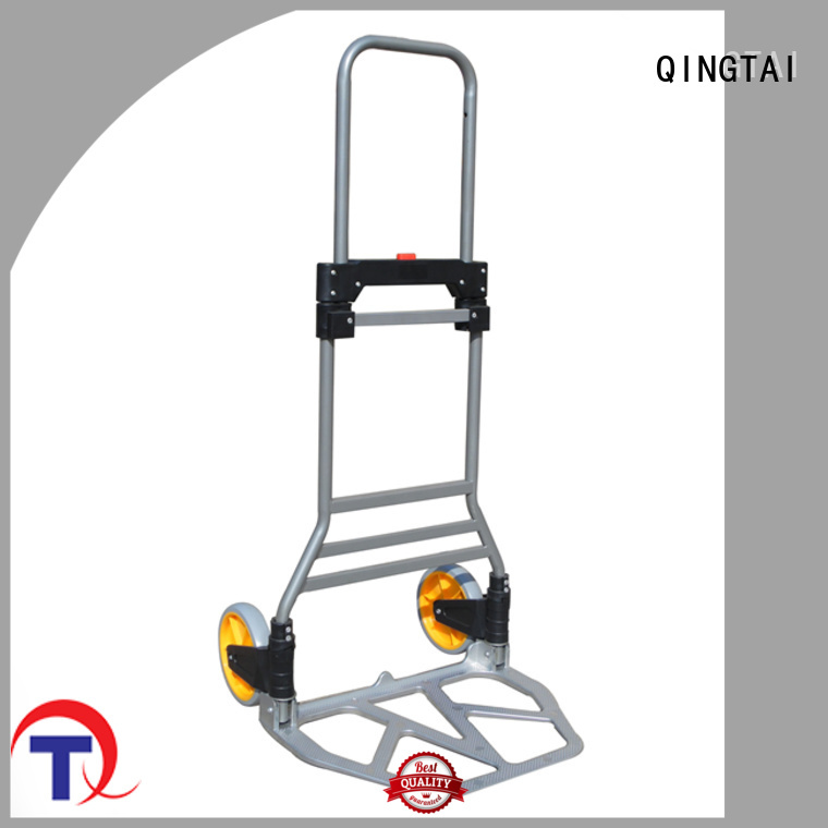 work easy hand cart customized for unload heavy objects