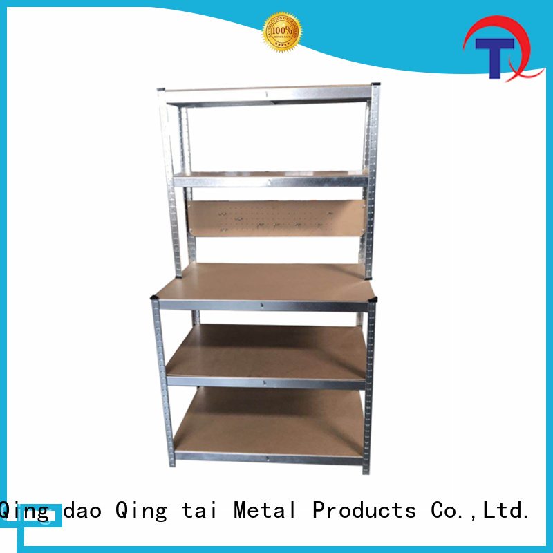 easy to assemble garage storage shelves Factory price for industry