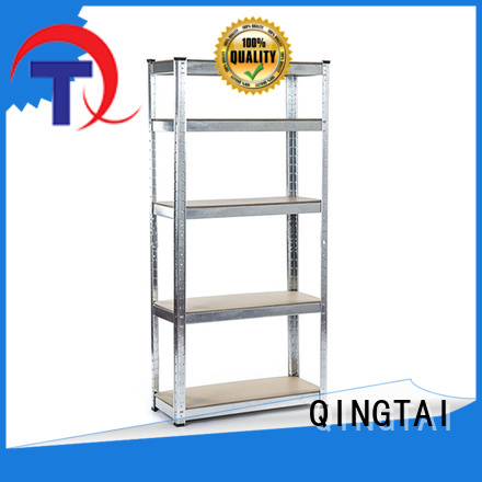 QINGTAI decorative open shelving company for factory