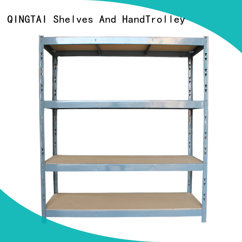 QINGTAI New rivet shelf for business for industry