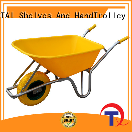 comfortable handle construction wheelbarrow Factory price for architectural