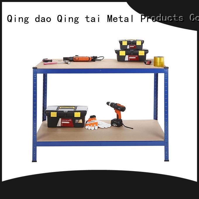 QINGTAI garage storage shelves China manufacturer for school