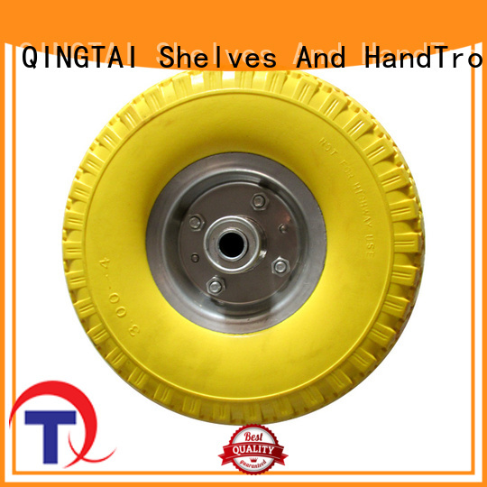 Best quality pneumatic wheel wholesale for hand cart