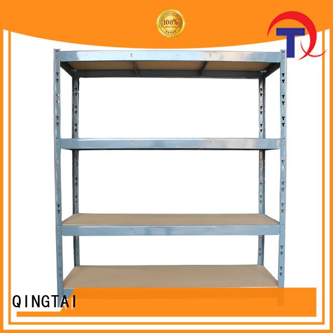 QINGTAI garage shelf manufacturer for school