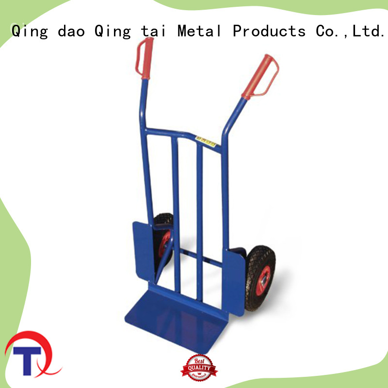 QINGTAI folding hand truck in China for homes