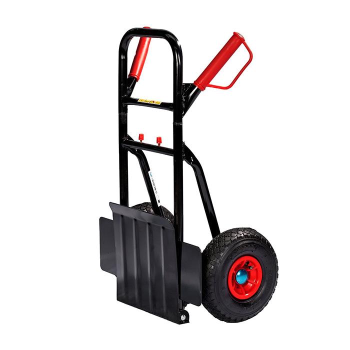 Qingtai QT3071 250KG Foldable Loading Plate Hand Trolley With Two Wheels-QINGTAI