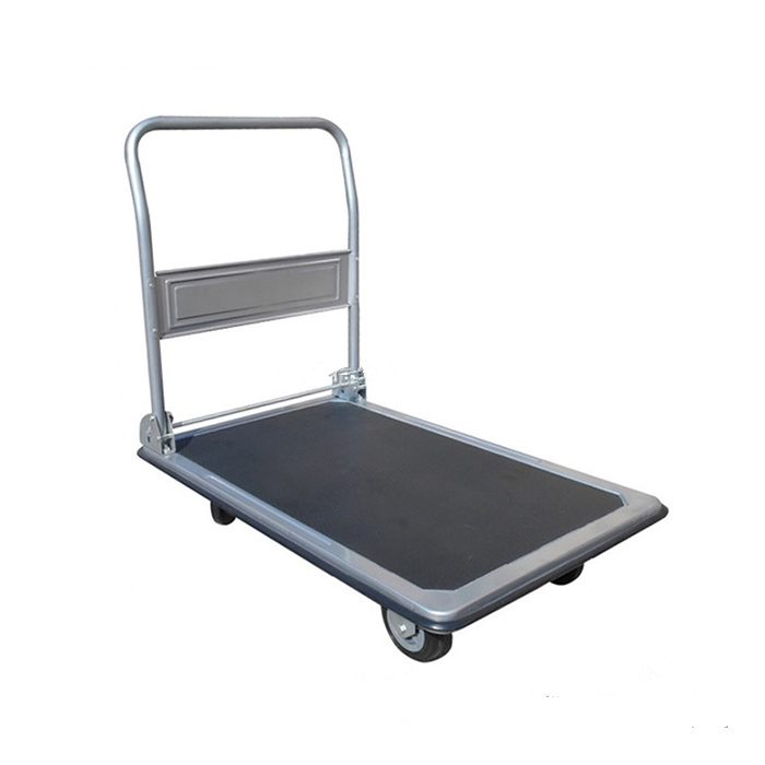 Qingtai QT2001 250kg Capacity Platform Folding Hand Cart With GS / TUV Approved-QINGTAI