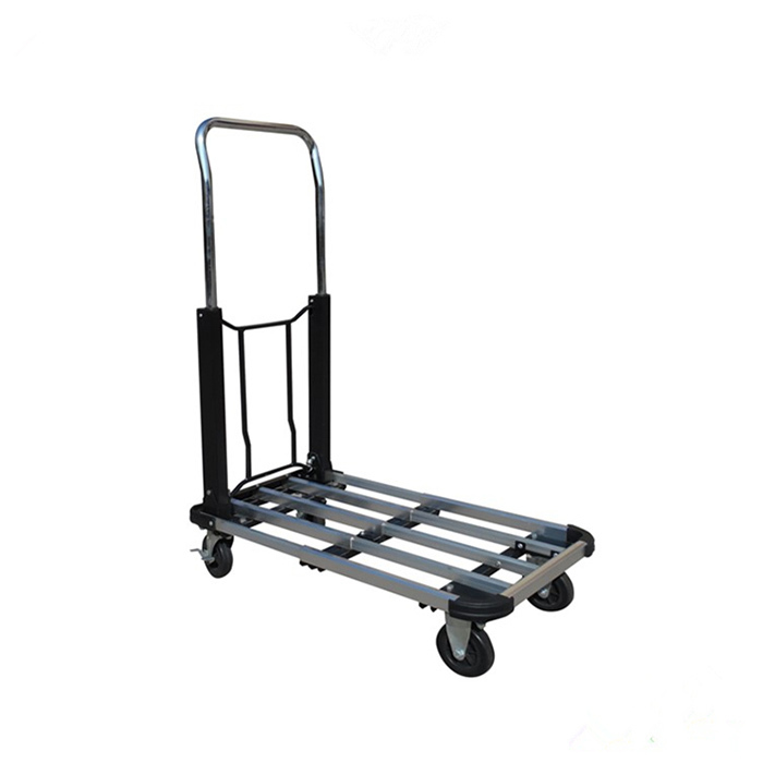 Qingtai QT2010 150kg Capacity Platform Folding Hand Cart With GS / TUV Approved