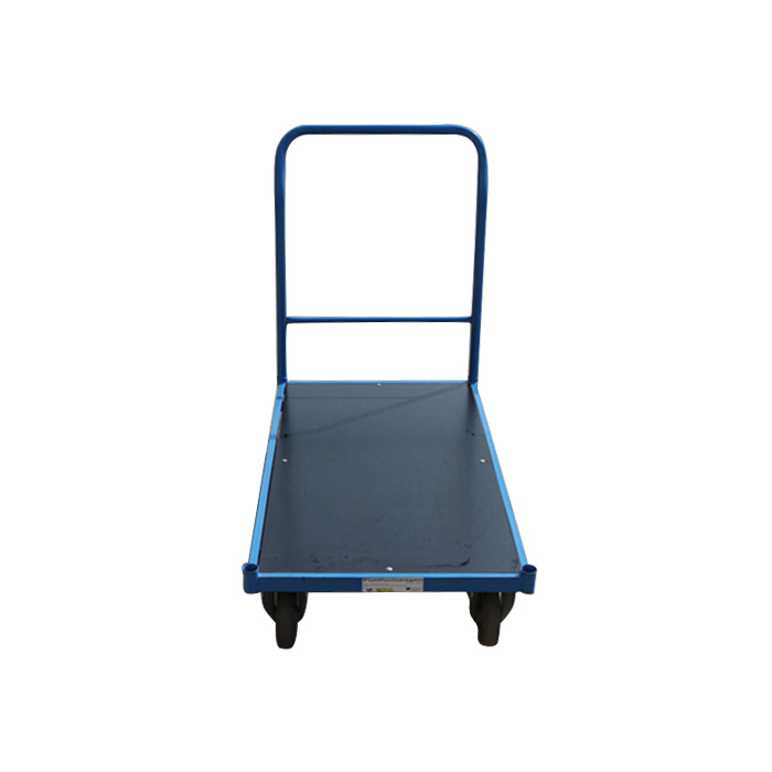 Qingtai QT6062 500kg Capacity Platform Folding Hand Cart With GS / TUV Approved-QINGTAI