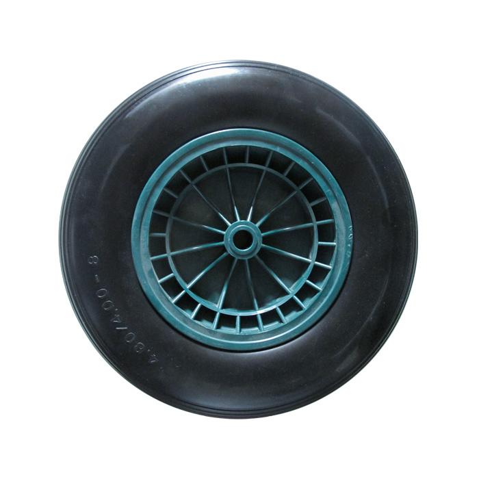 400-8 PU Wheel(pp rim)