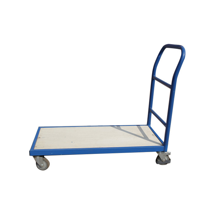Qingtai QT6063 250kg Capacity Platform Folding Hand truck trolley With GS / TUV Approved