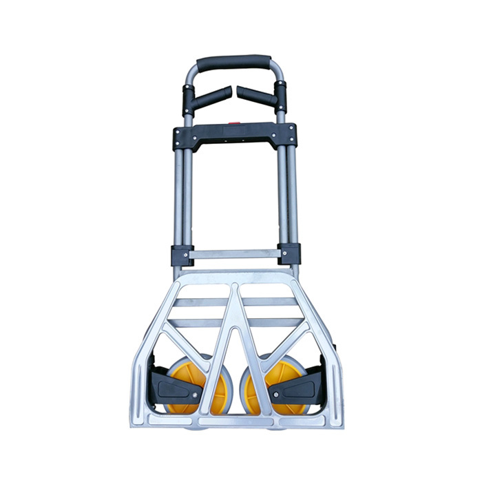 Qingtai QT3096-1 100KG Portable Foldable hand trolley cart Multipurpose Hand Truck With Handle