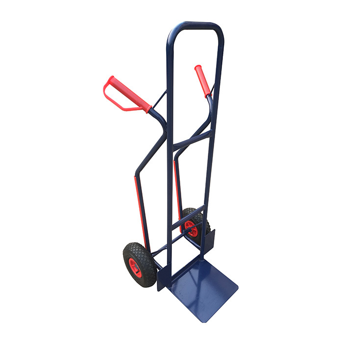 Qingtai QT3076 250KG Multifunction Steel Hand Trolley folding platform cart, With Good Quality