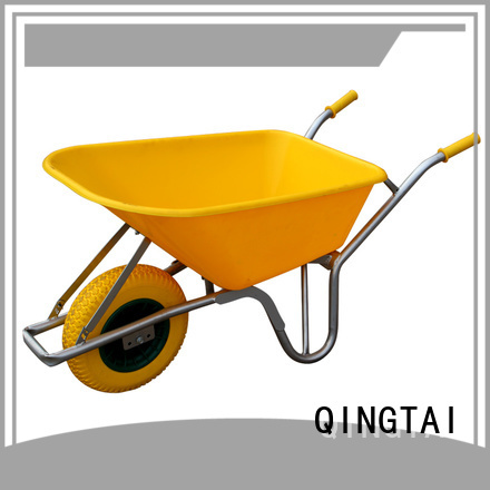 QINGTAI professional wheelbarrow shell China manufacturer for kids or adults