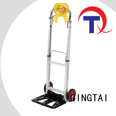 Strong structure folding hand cart in China for offices