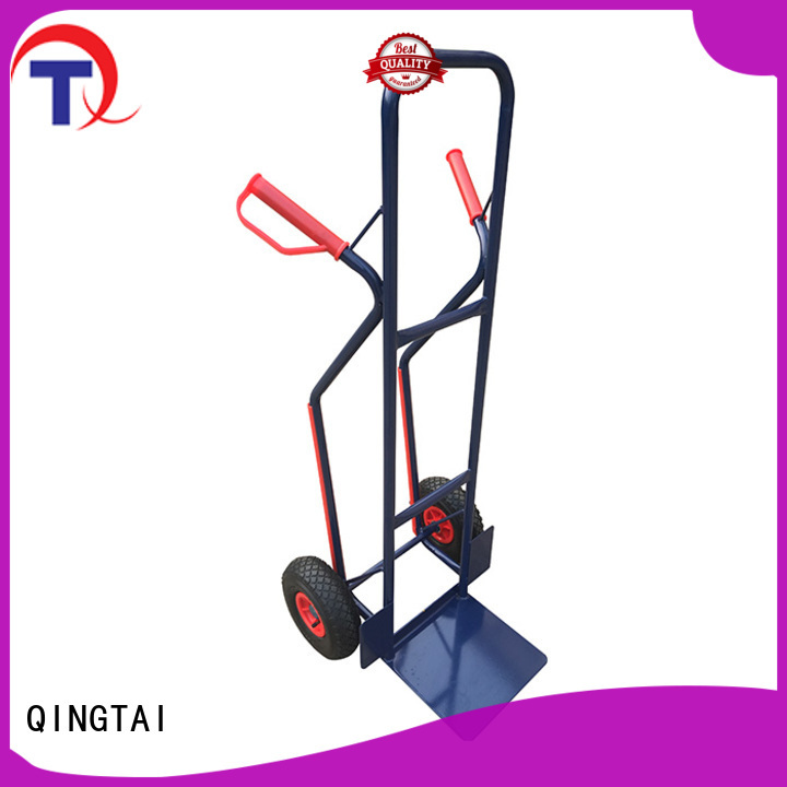 work easy folding platform cart in China for offices