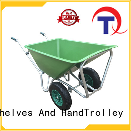 QINGTAI best wheelbarrow China for kids or adults