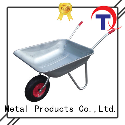 QINGTAI wheelbarrow for sale custom for kids or adults