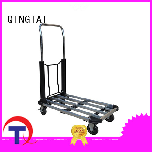 QINGTAI Best quality platform trolley China for offices