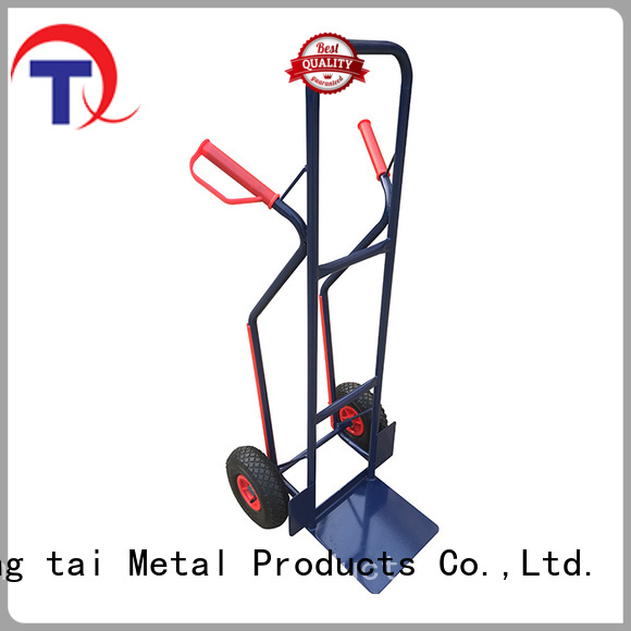QINGTAI foldable hand trolley Suppliers for offices