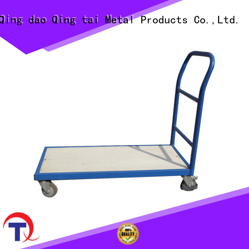 easy to handle platform hand truck cart from China for family